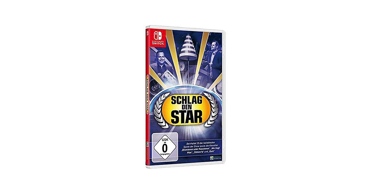 Nintendo Switch Schlag den Star