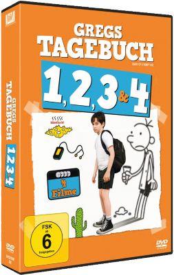 DVD Gregs Tagebuch 1 4,
