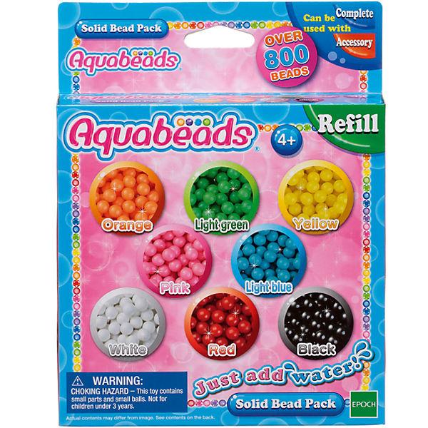 """Набор бусин Aquabeads """"Жемчужные бусины"""", 800 бусин"""
