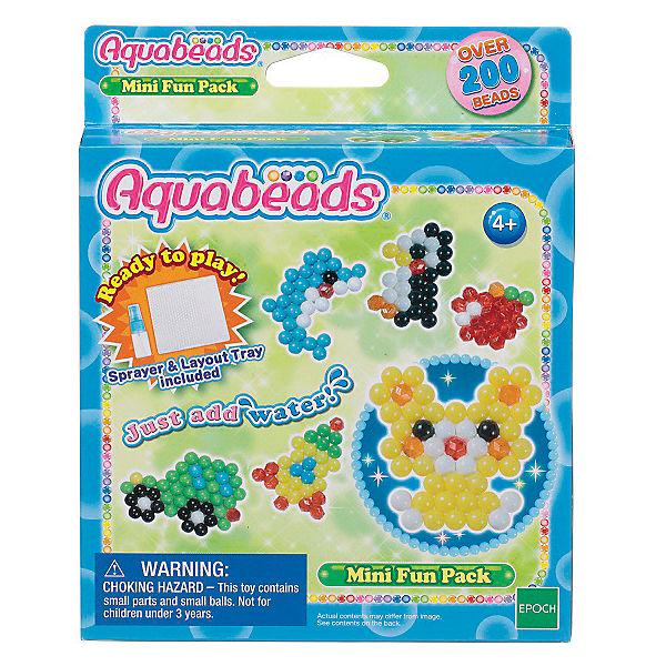 "Набор бусин Aquabeads ""Веселые игрушки"", 200 бусин"