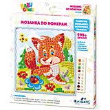 "BABY GAMES Мозаика по номерам  ""Лисенок"" арт. 03308"