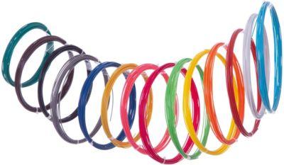 Комплект ABS-пластика ESUN 1.75 мм, 14 цветов по 9 метров (ABS175 Kits 3D Pens)