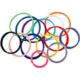Комплект PLA-пластика ESUN 1.75 мм, 14 цветов по 9 метров (PLA175 Kits 3D Pens)