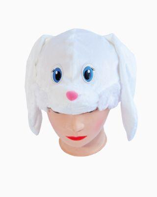 """Маска """"Заяц белый"""""""