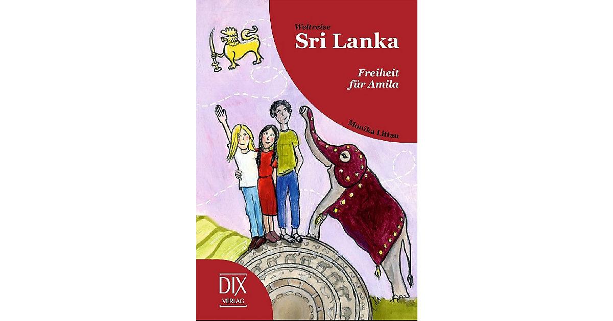 Weltreise Sri Lanka: Freiheit Amila Kinder