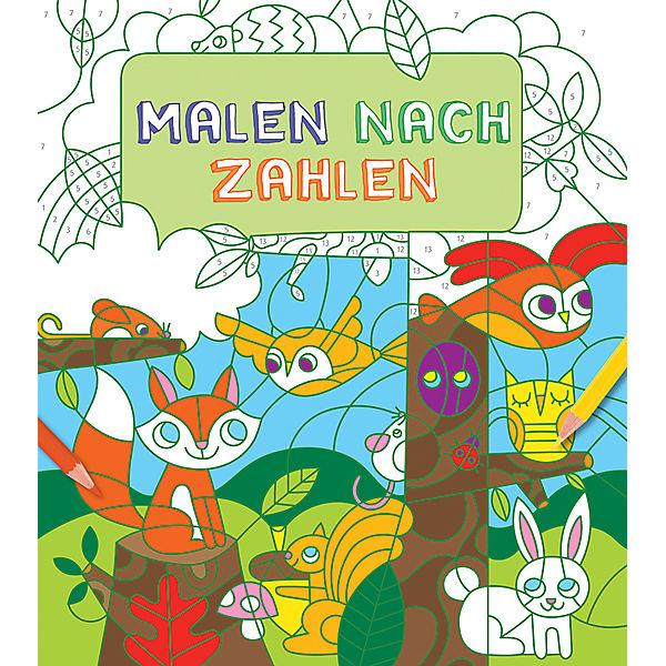Malen nach Zahlen für Kinder, h.f.ullmann Verlag | myToys