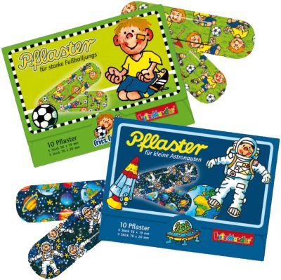 Partytüten Baustelle aus Papier 8 Stück u 8 Sticker Lutz-Mauder-Verlag Mitgebsel