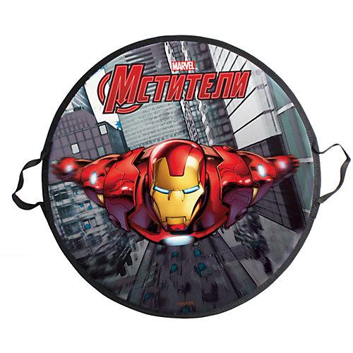 """Ледянка 1Toy """"Marvel"""" Железный Человек, круглая, 52 см от 1Toy"""