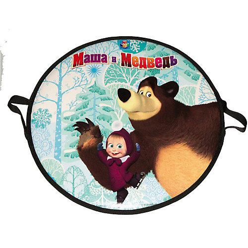 """Ледянка 1Toy """"Маша и Медведь"""", круглая, 52 см от 1Toy"""