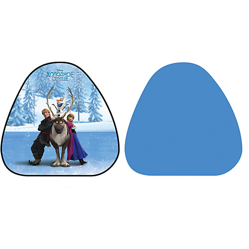 """Ледянка 1Toy """"Disney Princess"""" Холодное Сердце, треугольная, 52х50 см от 1Toy"""