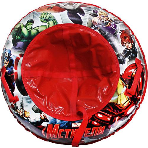 MARVEL Мстители, тюбинг - надувные сани от 1Toy