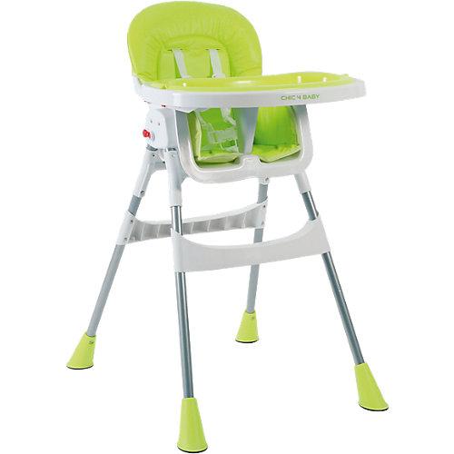 Kathlow Angebote Chic 4 Baby Hochstuhl Basic, lemongreen