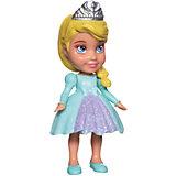 """Мини-кукла """"Холодное сердце"""" Эльза в голубом платье, 7.5 см"""