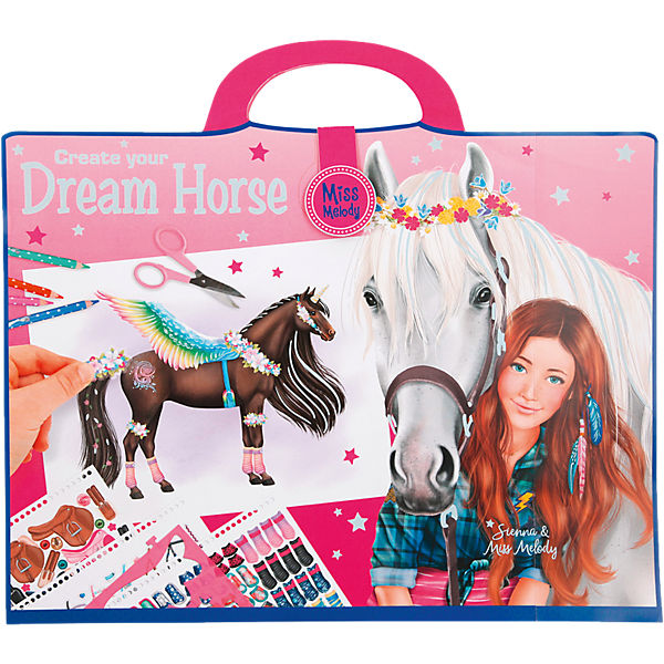 Miss Melody Create Your Dream Horse Miss Melody Mytoys
