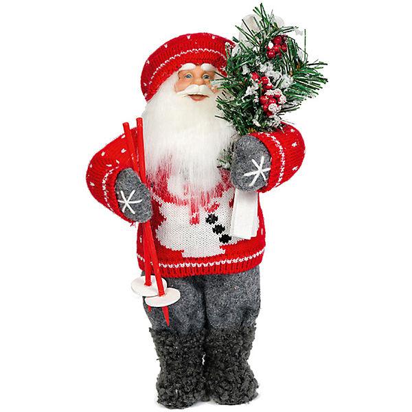 Дед Мороз с Лыжами