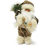 Дед Мороз в Шубе, с Музыкой