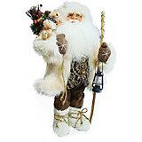 Дед Мороз Большой в Белой Шубе