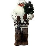Дед Мороз с Елкой
