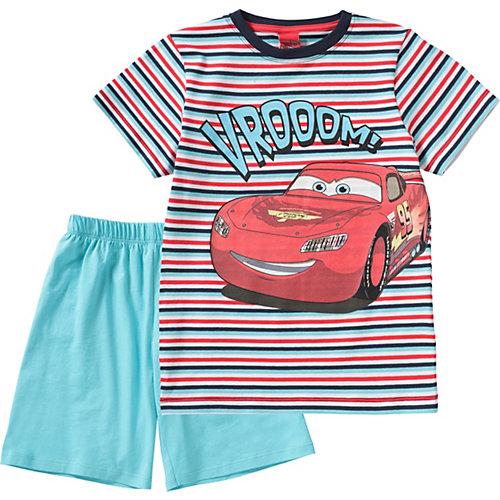 Disney Cars Schlafanzug Gr. 104/110 Jungen Kleinkinder | 04022158410544