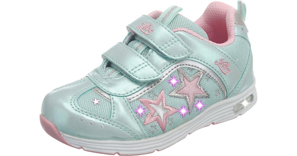 LICO · Halbschuhe STARSHINE V Blinkies Gr. 28 Mädchen Kleinkinder