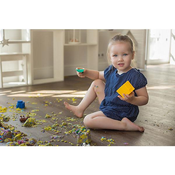 Кинетический песок, цвет бежевый, упаковка 1 кг