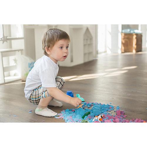 Кинетический песок, цвет голубой, упаковка 3 кг от ArhiSand