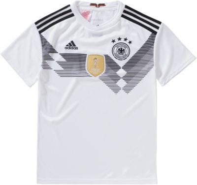 Fußballtrikot DFB WM 2018 Deutschland für Jungen, Deutscher Fußball Bund