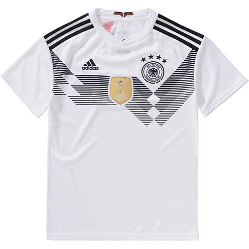 ADIDAS,ADIDAS PERFORMANCE Fußballtrikot DFB WM 2018 Deutschland Gr. 164 Jungen Kinder | 04059322845413