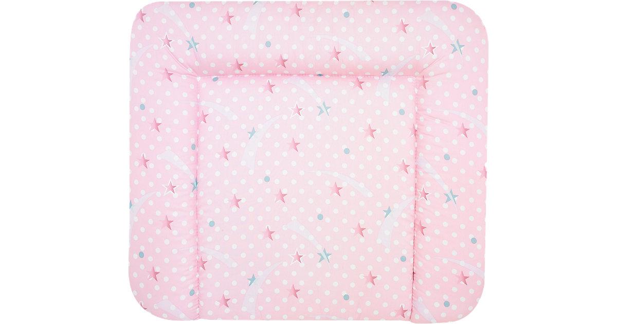Alvi · Alvi Wickelauflage Wiko Molly beschichtet Sternenschloss rosa 70x85