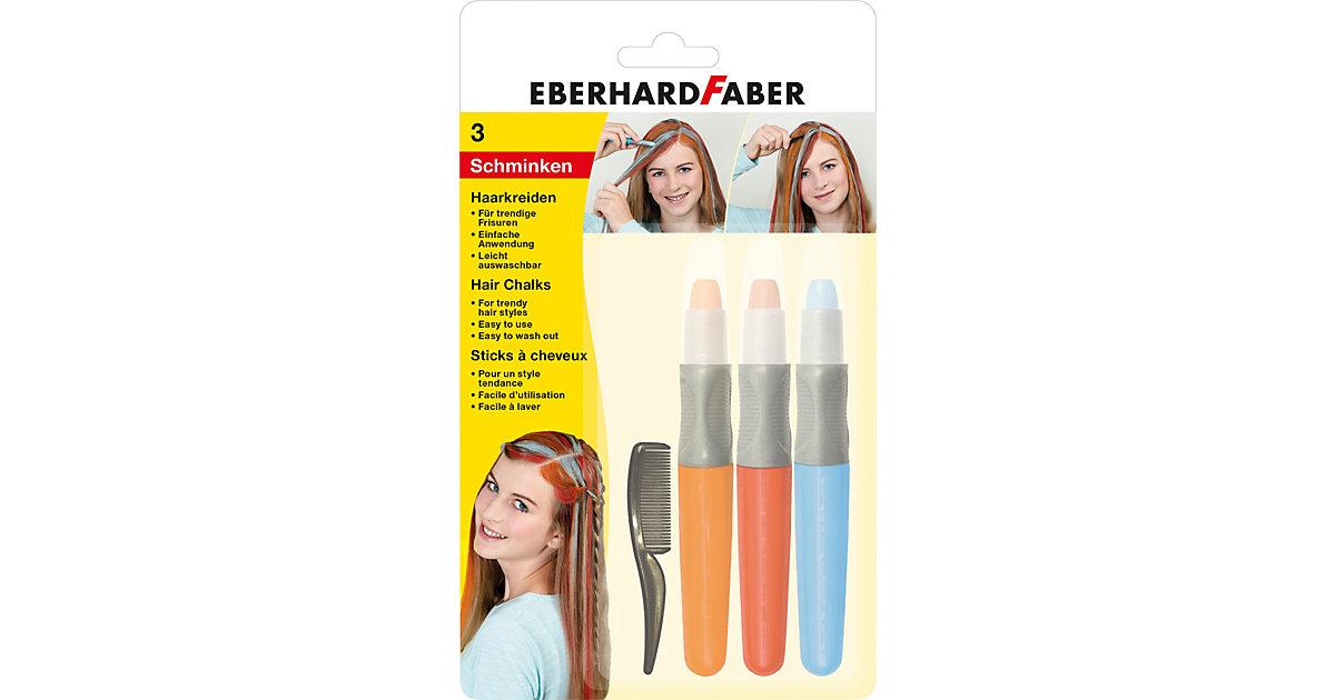 Haarkreide Set Basic, 4-tlg.