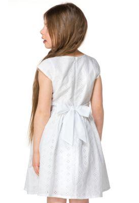 Braunes kleid 128