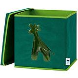 Коробка с крышкой для хранения Store it Жираф