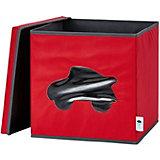 Коробка с крышкой для хранения Store it Машинка