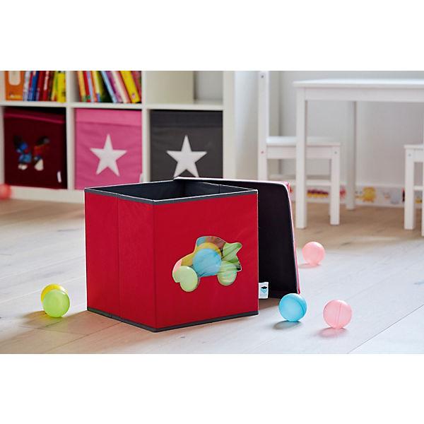 aufbewahrungsbox mit sichtfenster auto store it mytoys. Black Bedroom Furniture Sets. Home Design Ideas