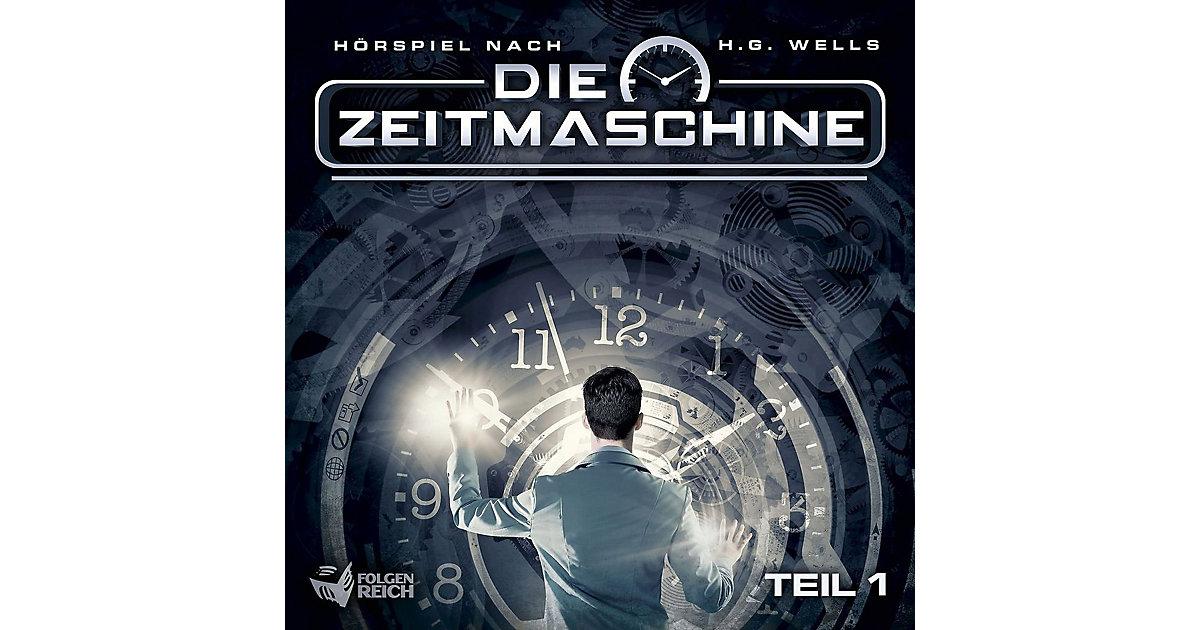 CD Die Zeitmaschine - Teil 1 (Hörspiel)