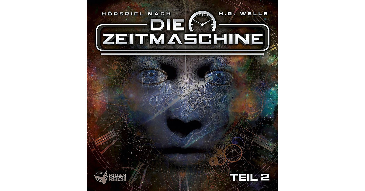 CD Die Zeitmaschine - Teil 2 (Hörspiel)