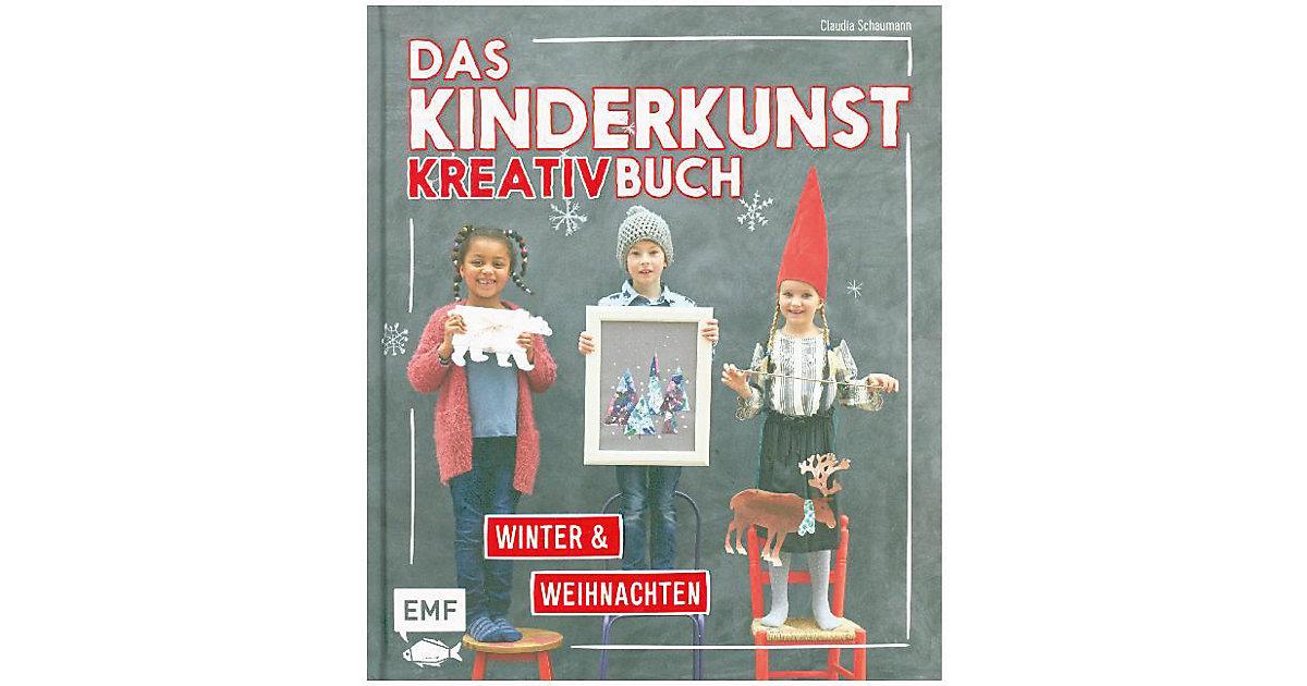 Edition XXl Verlag · Das Kinderkunst-Kreativbuch: Winter und Weihnachten