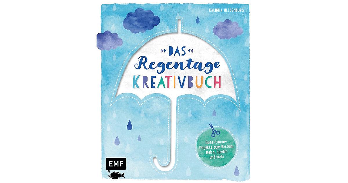 Edition XXl Verlag · Das Regentage-Kreativbuch