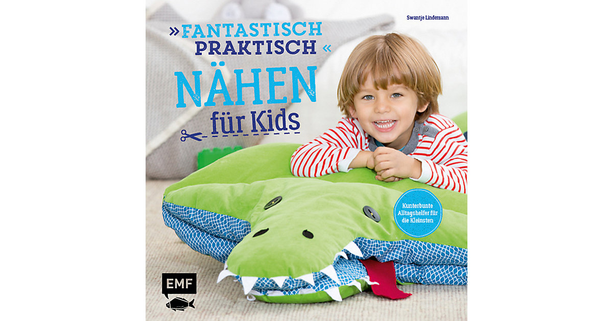 Fantastisch praktisch: Nähen Kids Kinder