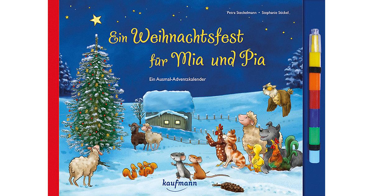 Ein Weihnachtsfest Mia und Pia, Adventskalender...