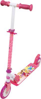 klappbar Neu Smoby Disney Cars Roller mit Bremse