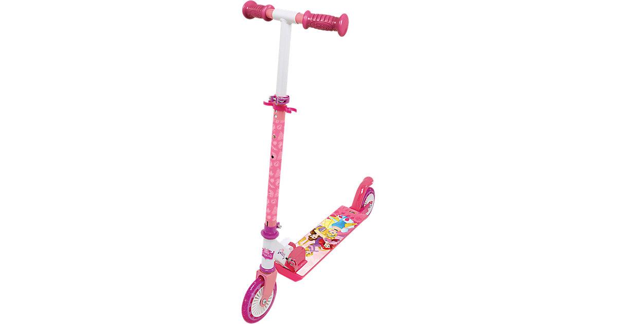 Disney Princess Scooter mit Bremse, klappbar