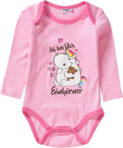 Pummeleinhorn Baby Strampler Für Mädchen Pummeleinhorn Mytoys