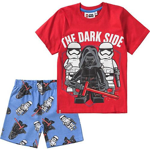 LEGO Star Wars Schlafanzug Gr. 104/110 Jungen Kleinkinder | 05700967019491