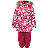 Комплект Luhta: куртка и полукомбинезон