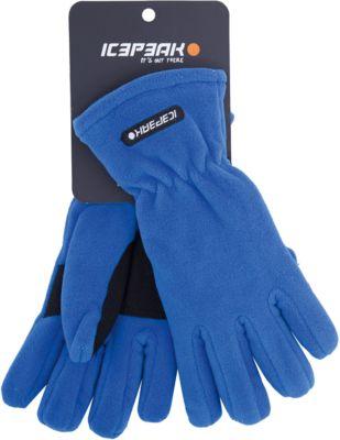 Перчатки ICEPEAK для мальчика - синий