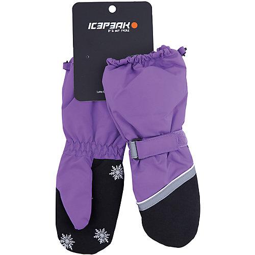 Варежки ICEPEAK - лиловый от ICEPEAK