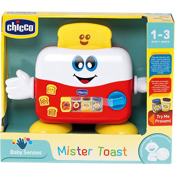 """Музыкальная игрушка Chicco """"Мистер Тостер"""""""
