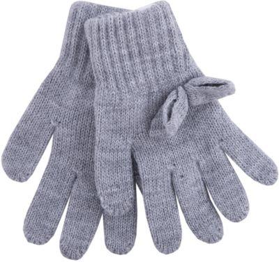 Перчатки Wojcik для девочки - серый
