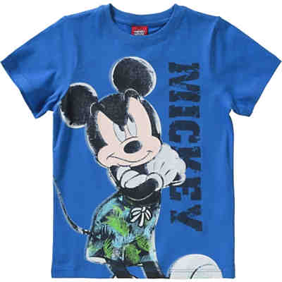 2522311e8d Disney Mickey Mouse & friends T-Shirt für Jungen, Disney Mickey ...
